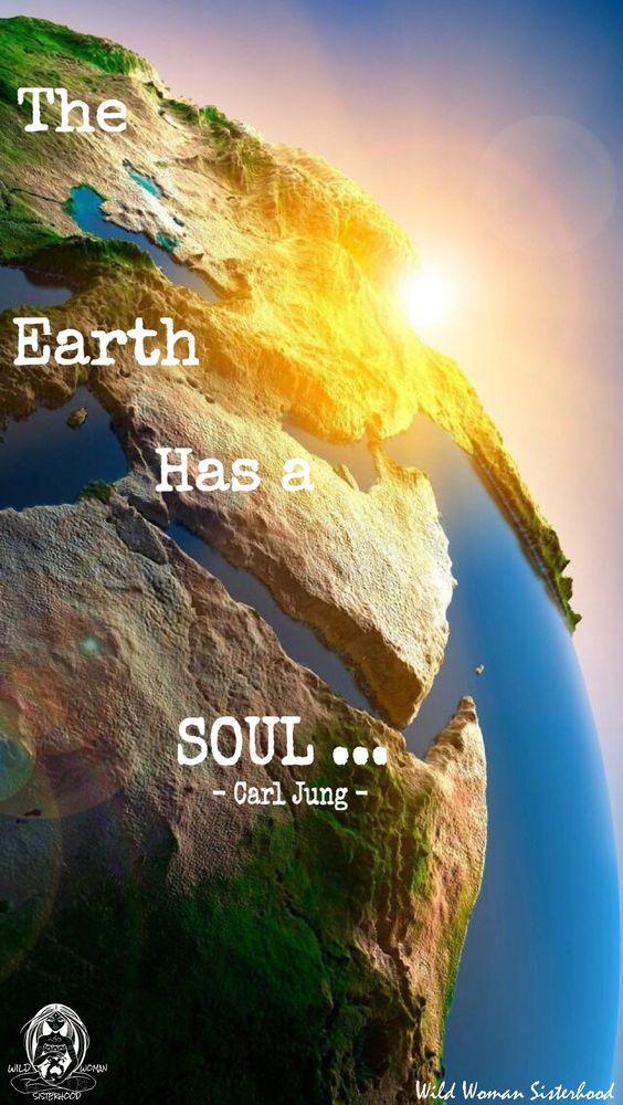 Earth 7 chakras