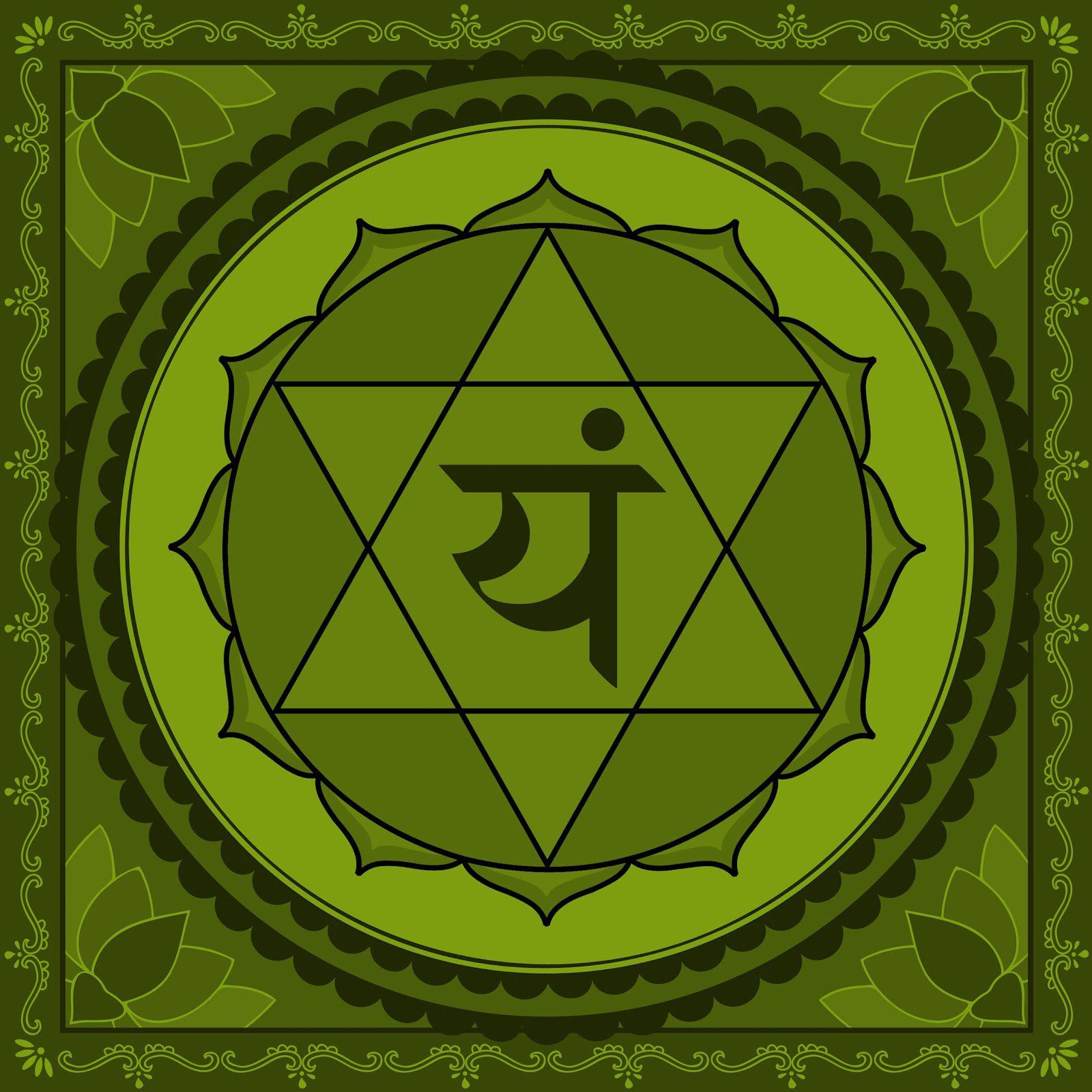Healing the Chakras: Heart Chakra (Anahata)