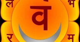 Sacral Chakra Swadhisthana