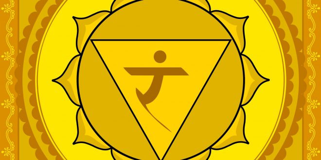 Solar Plexus Chakra deals with your will power and it is blocked by