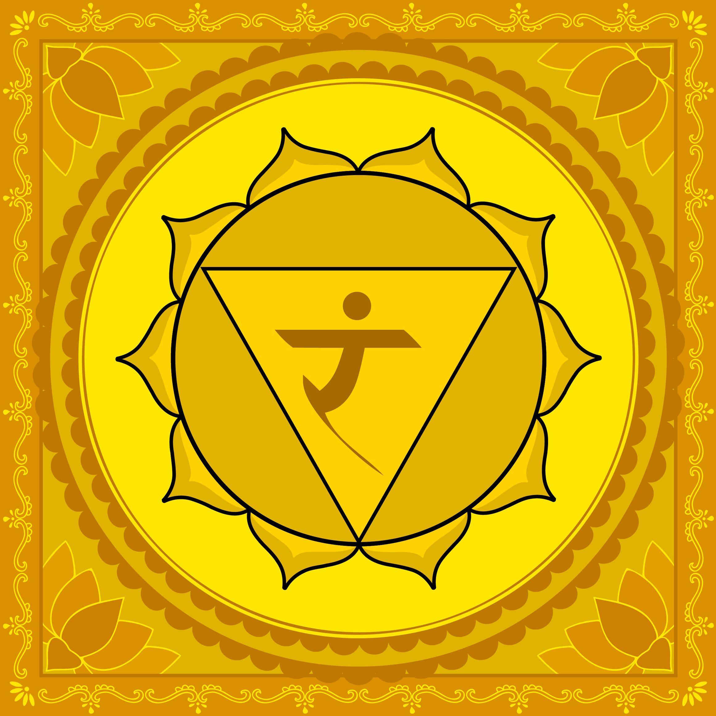 Healing the Chakras: Solar Plexus Chakra (Manipura)