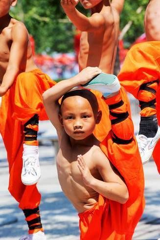 Chinese Meditation