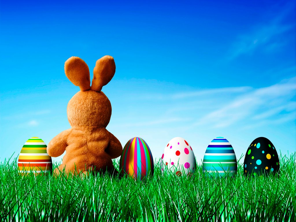 Easter Bunny Legend and Easter Eggs