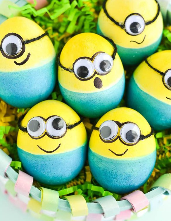 Easter-Egg-Decorating-Ideas-minion-egg