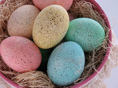 Spectacular Easter Eggs