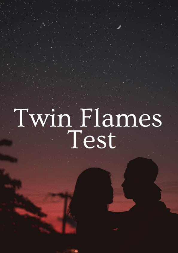 Take our free Twin Flames Test to discover your percentage score!