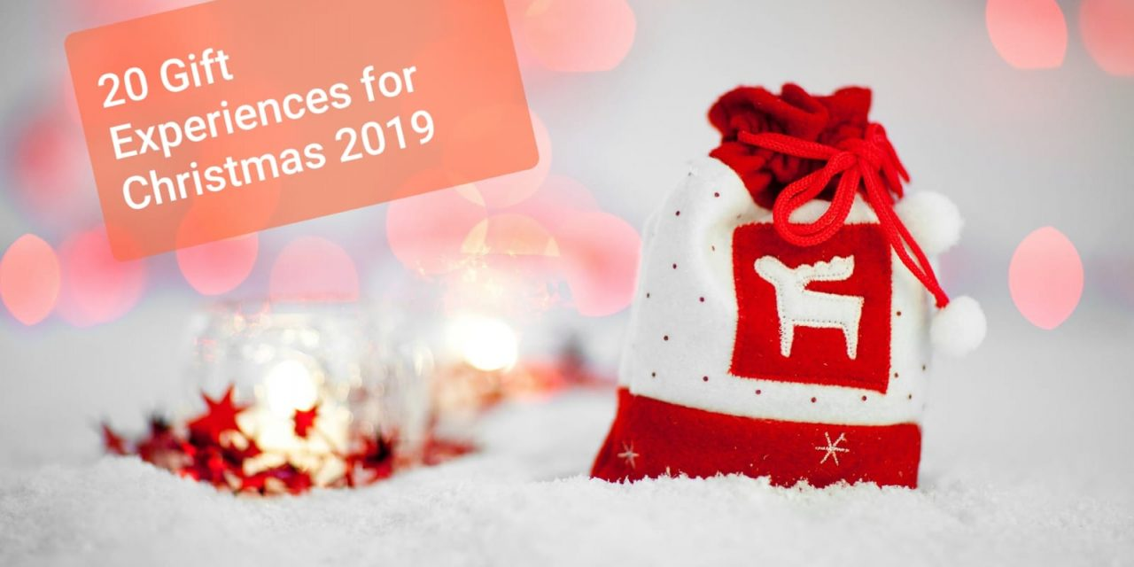 Gift Experiences Christmas 2019