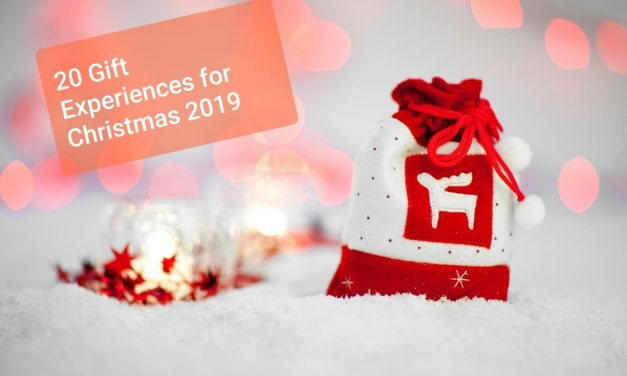20 Gift Experiences for Christmas 2019