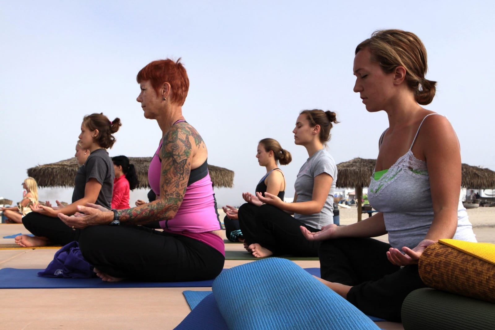 Yoga Classes gift experience