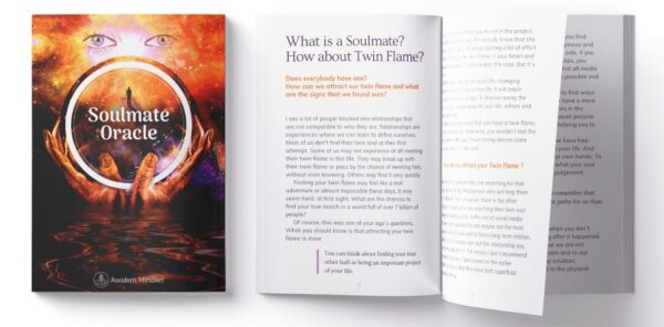 Soulmate Oracle Mock-up eBook sample